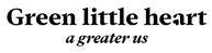 Green Little Heart Logotype