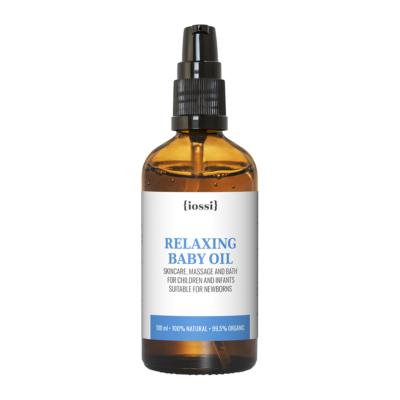 Butelka 100 ml Relaxing Baby Oil