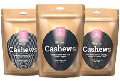 Skin-on Cashews from This is Nuts