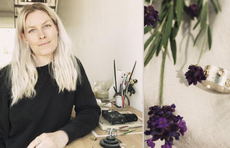 Det unika, perfekt tillverkade danska varumärket Another Jewel av Sara Kristine