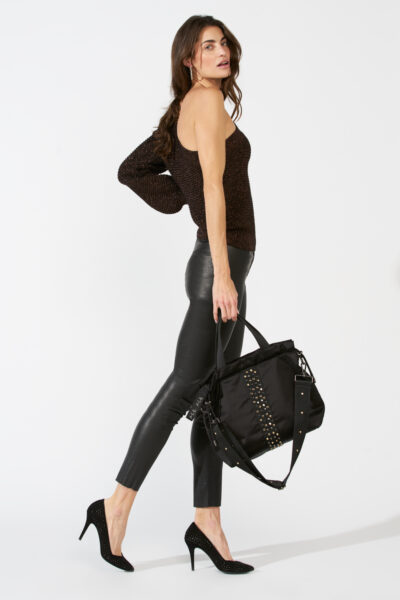 ACE Urban Tote Bag in Black
