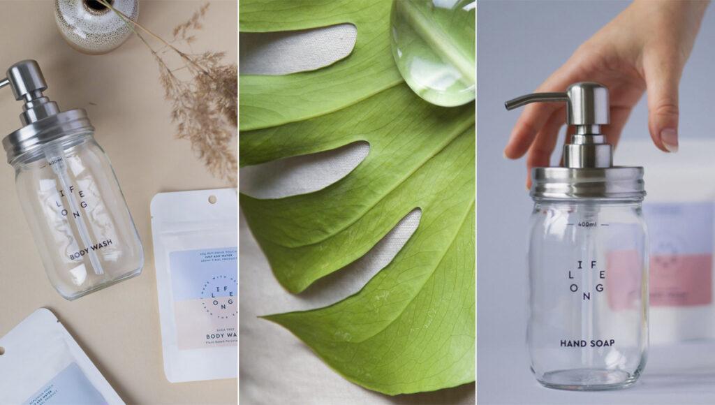 Möt svenska Lifelong – hållbart veganskt schampo och tvål utan plastförpackningar