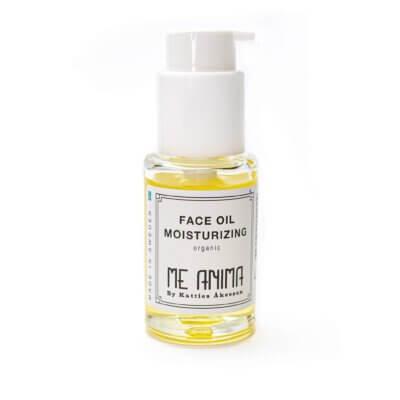 Hudvårdande ansiktsolja för alla hudtyper