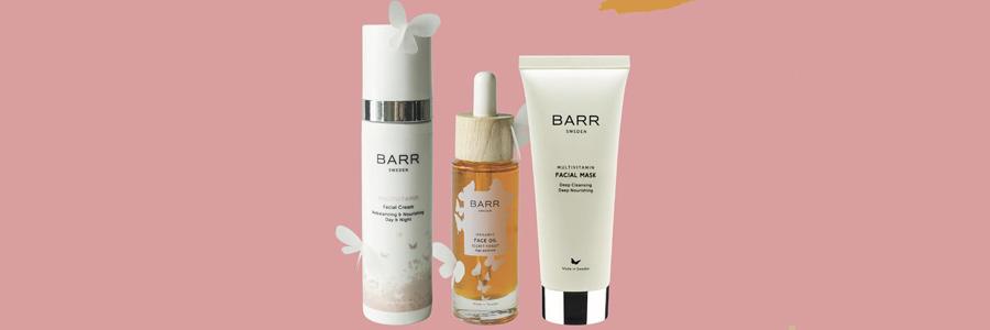 Barr Sweden – ekologiska hudvårdsprodukter från skogarna i Norrland produkter